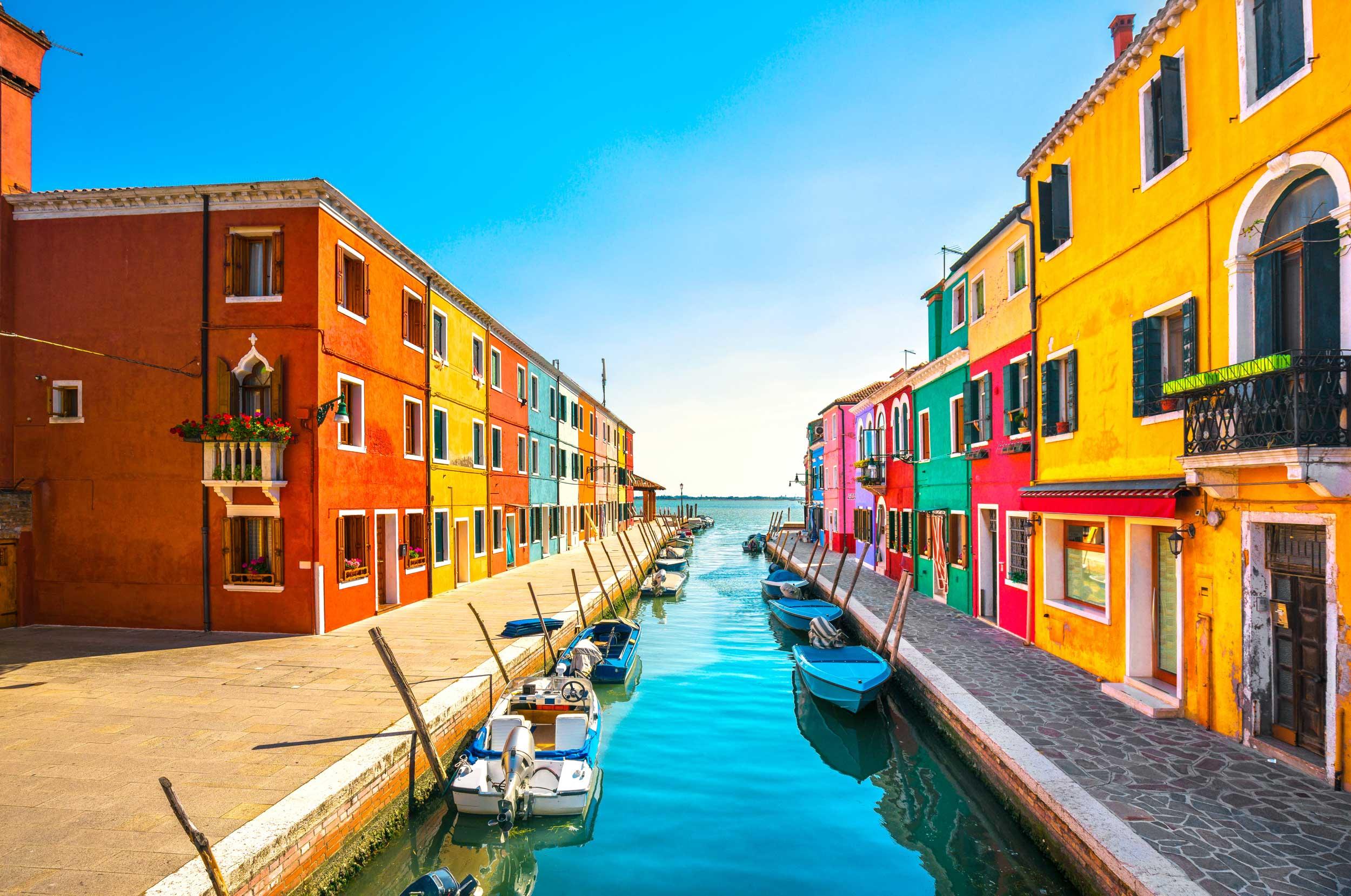 The islands of Venice: Murano, Burano & Torcello