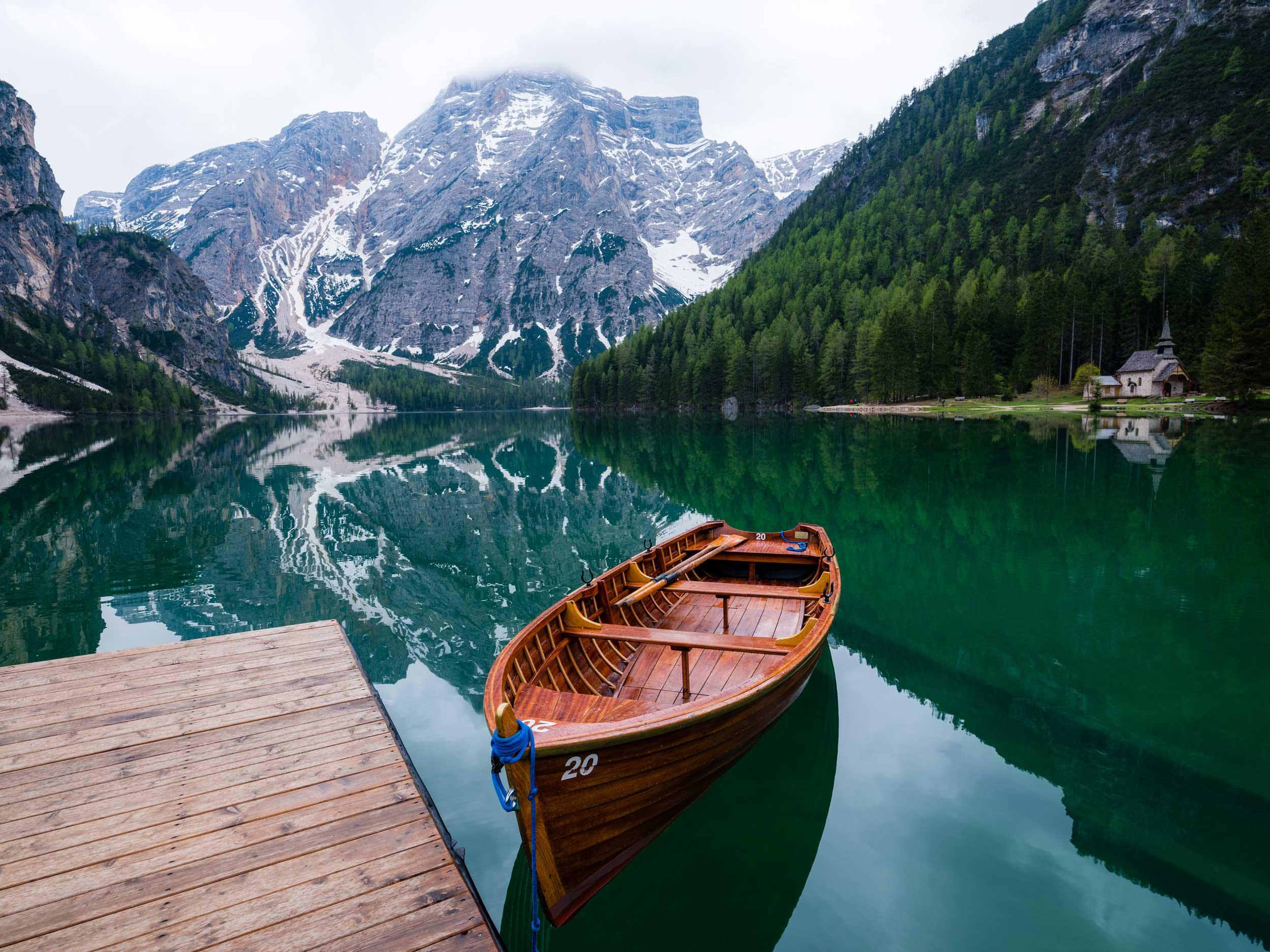 Dolomites and Cortina d'Ampezzo Car Tour