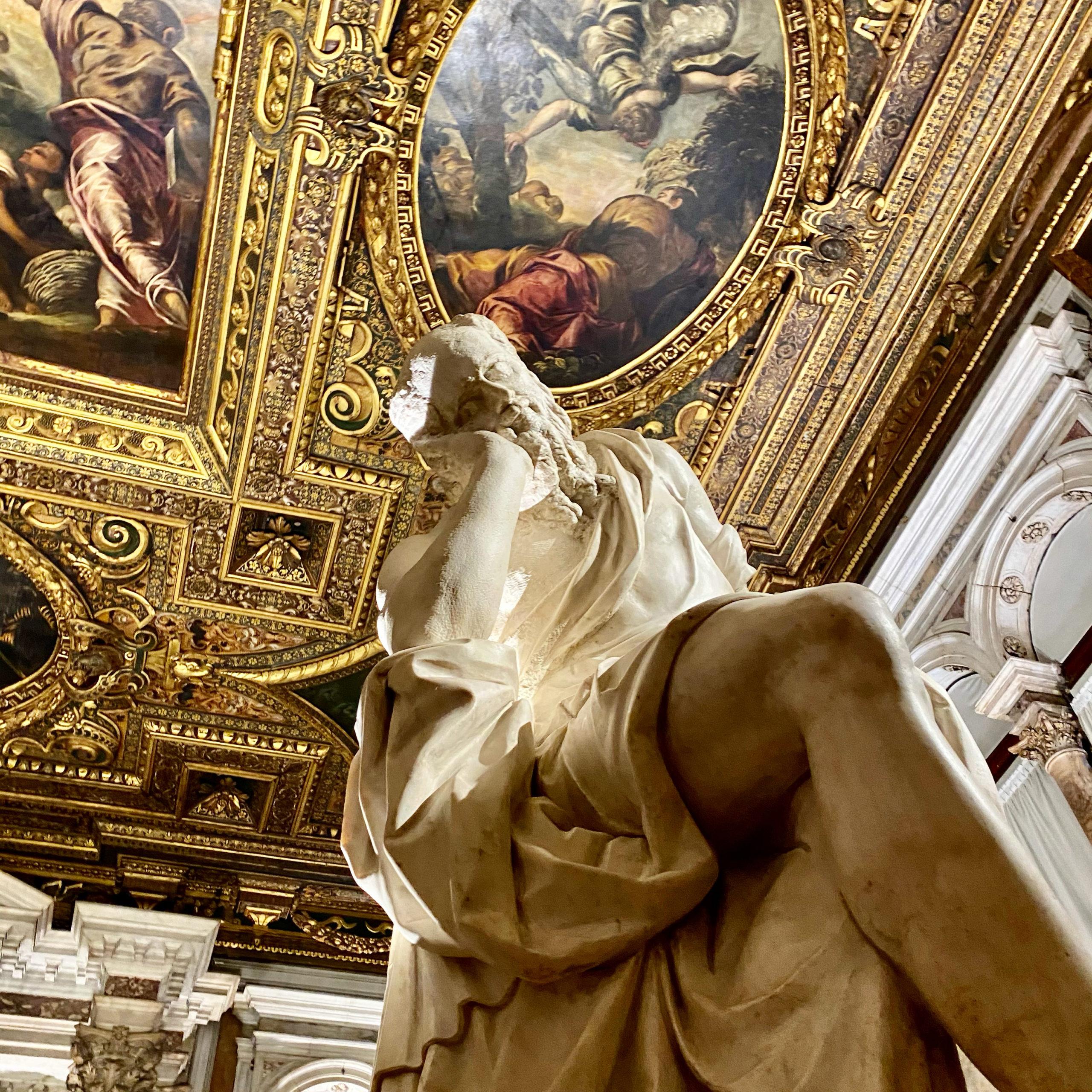 Scuola Grande di San Rocco extraordinary opening